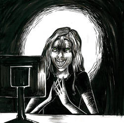 Self Portrait by gattacicova
