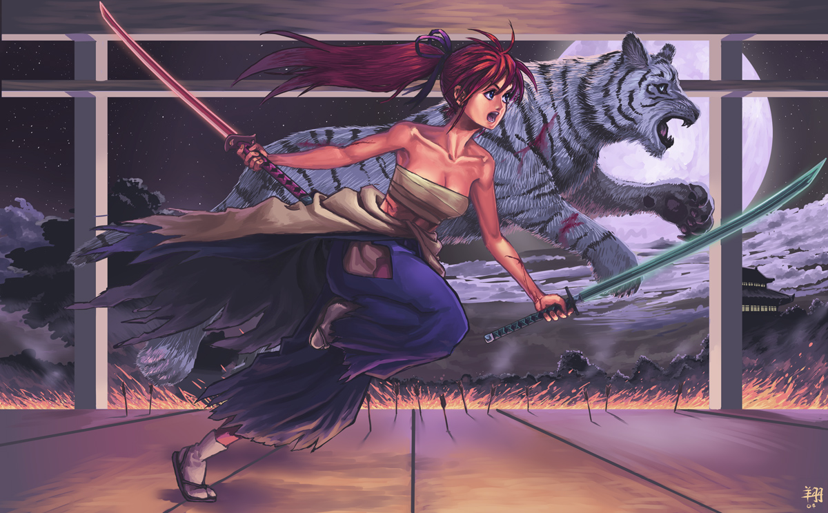 Together We fight! by ShinRyuShou