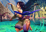 Witch Of Water Xue Chan