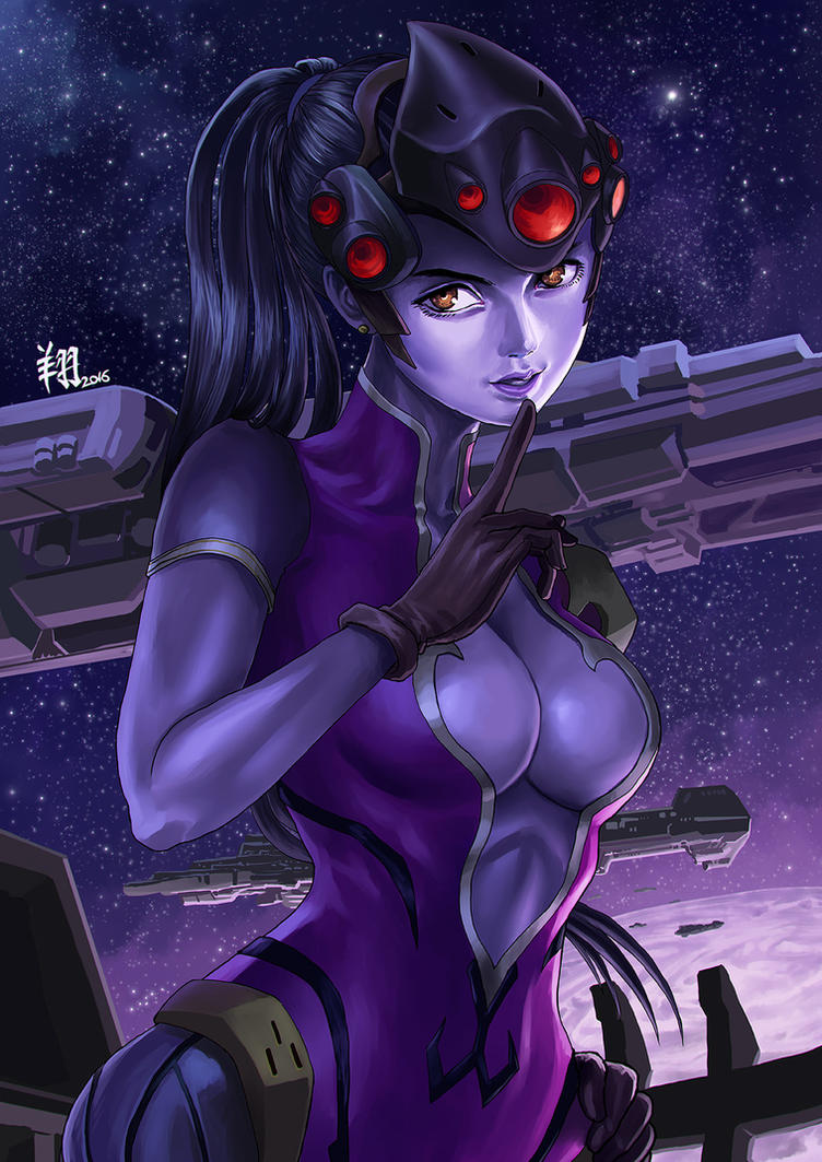 Widowmaker by ShinRyuShou
