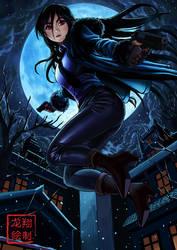 Ariel The Vampire by ShinRyuShou