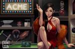 Acme shopkeeper by ShinRyuShou