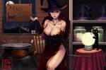 Griselda's Magic Shop