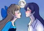 Kiss the girl~