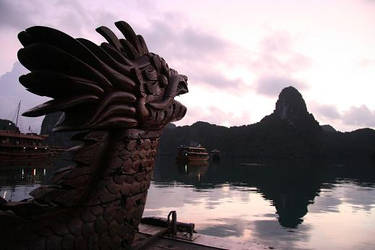 Baie d'Ha Long by pourquoipas