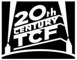 20th Century TCF rare logo print