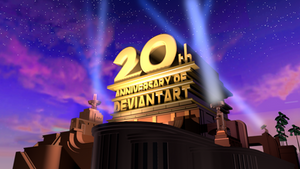 20th Anniversary of DeviantArt