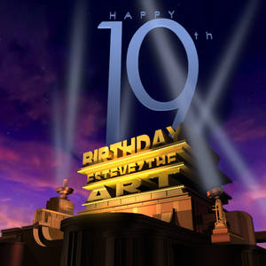 Happy 19th Birthday EstevezTheArt