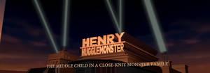 Henry Hugglemonster (Ramu Enterprises Style)