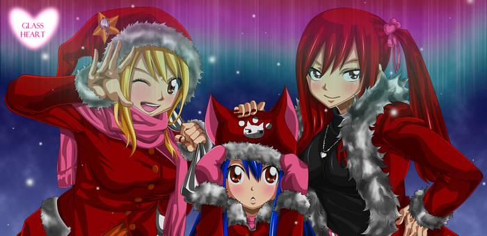 Fairy Tail: Christmas