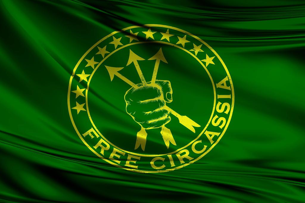 Free Circassia by circassiann