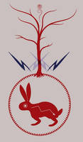 Rabbit Totem by vicioussuspicious