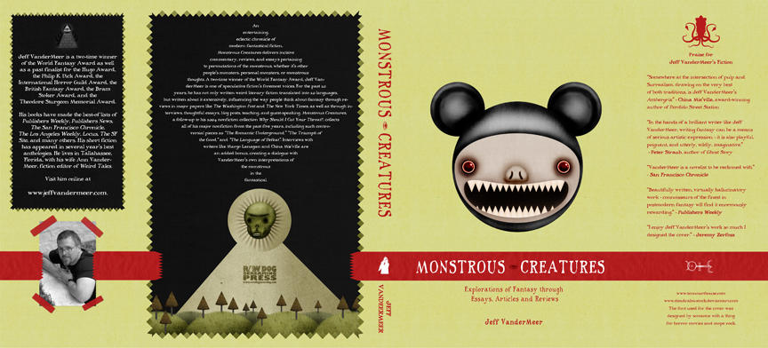 monstrous creatures cover