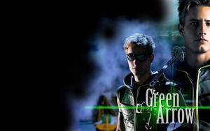 Green Arrow by ellehwho