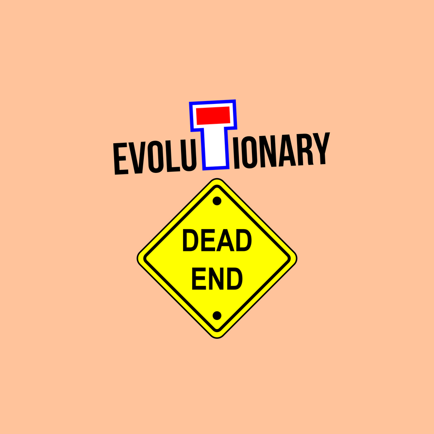 Evolutionary Dead End by IAmZlaw
