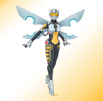 THE WASP by climbguy