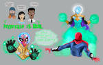 The Menace of Mysterio by climbguy