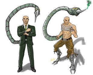 The Scorpion by climbguy