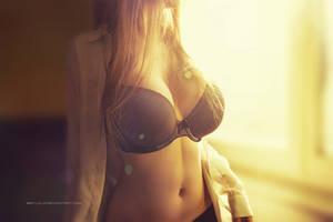 Burning Sun by 8BitLola