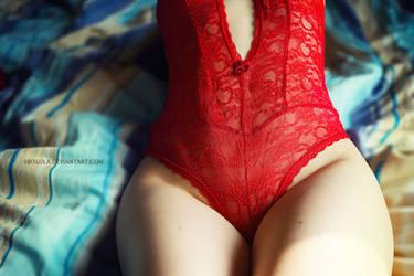 Strawberries by 8BitLola