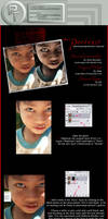 Portrait Manipulation -T- by photoshop-tutorials