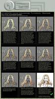 Part 3: Platinum Blonde -W- by photoshop-tutorials