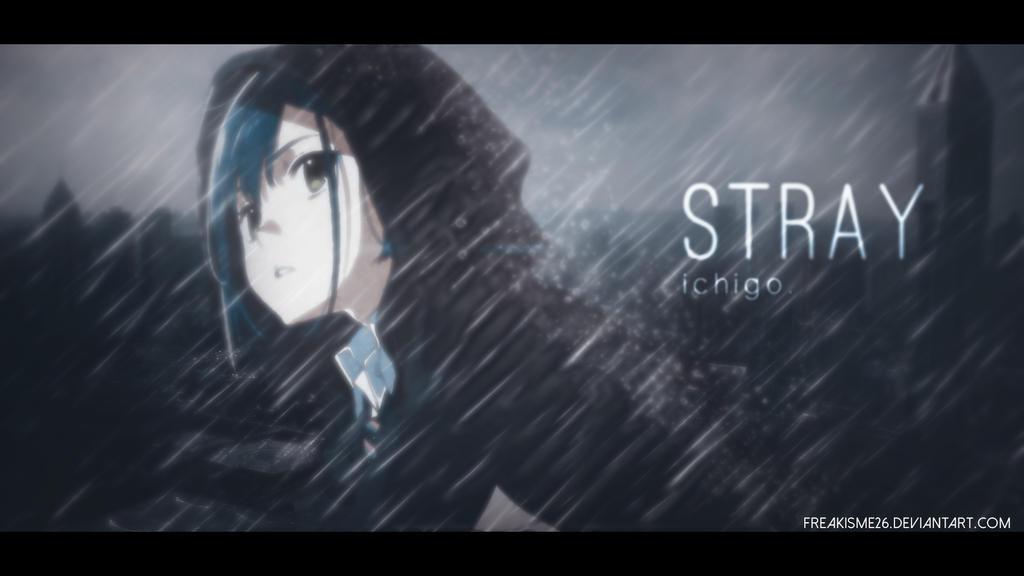 Stray Ichigo Darling In The Franxx Wallpaper By