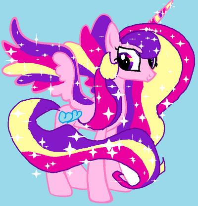 Princess Cadence My Style by moonfire-dovahkiin