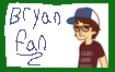 Bryan Fan Stamp by moonfire-dovahkiin