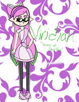 Viridian Green: Heiress to Squid Force by Mightyno19