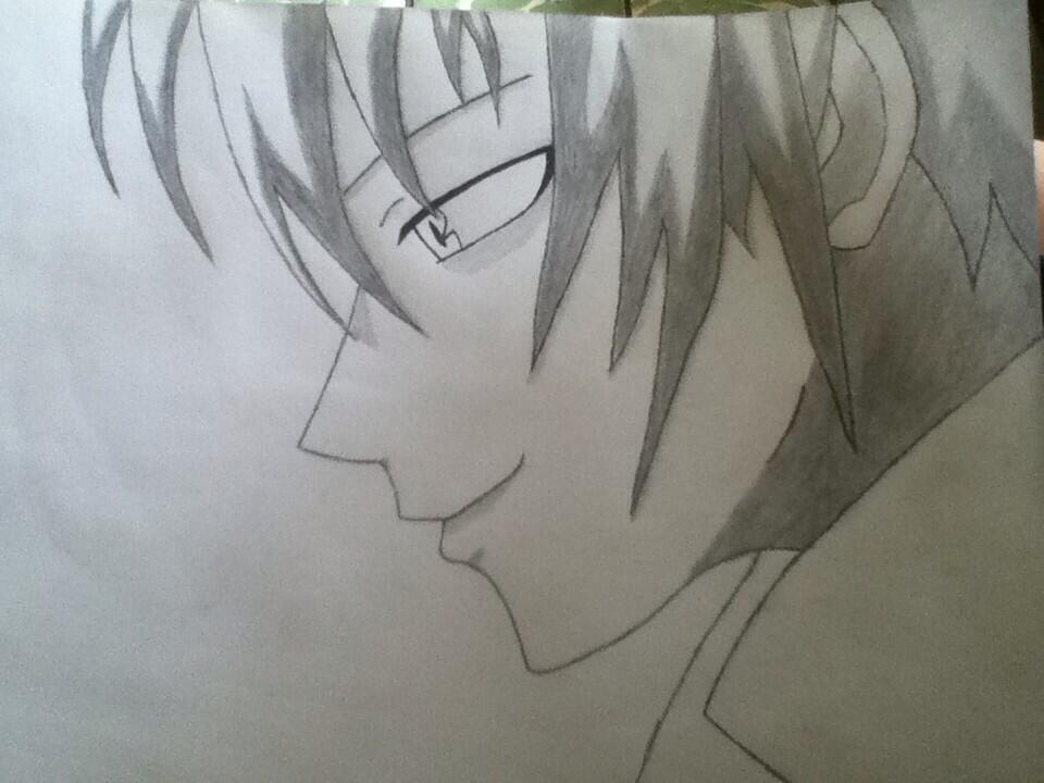 Anime Guy Side View By Kiritookumuraheart On Deviantart