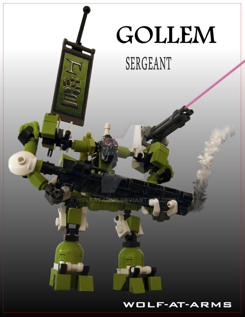 Golemll01 by Wolfatarms