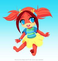 Cute Cindy by luna777