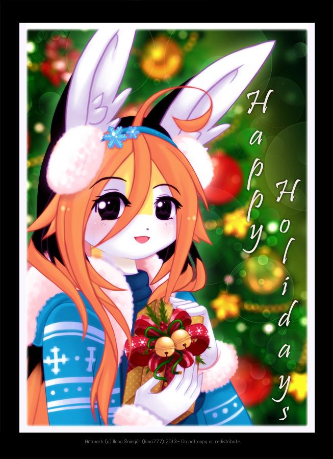 Happy Holidays 2013 by luna777
