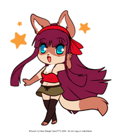Chibi Ellie by luna777