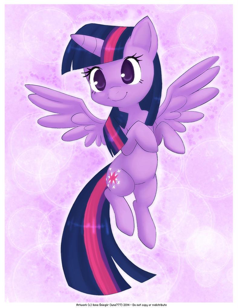 Princess Twilight by luna777
