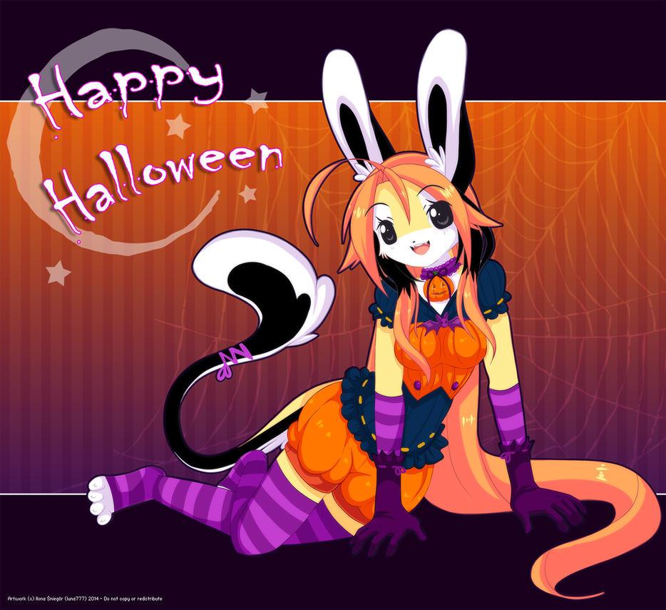 Happy Halloween 2014 by luna777