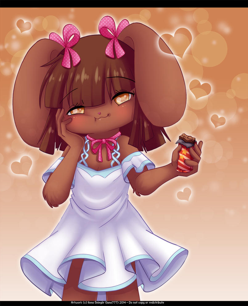 Choco Choco Chocolate by luna777