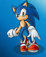 .:Sonic:. by luna777
