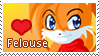 Felouse stamp by luna777
