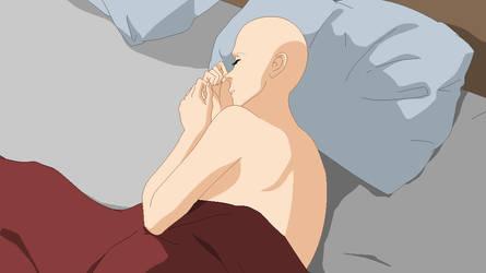 BASE 341 - sleeping woman