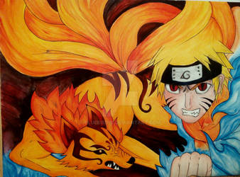 Naruto by BlueBird98