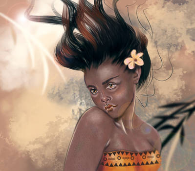 Moanna by Bushaqua