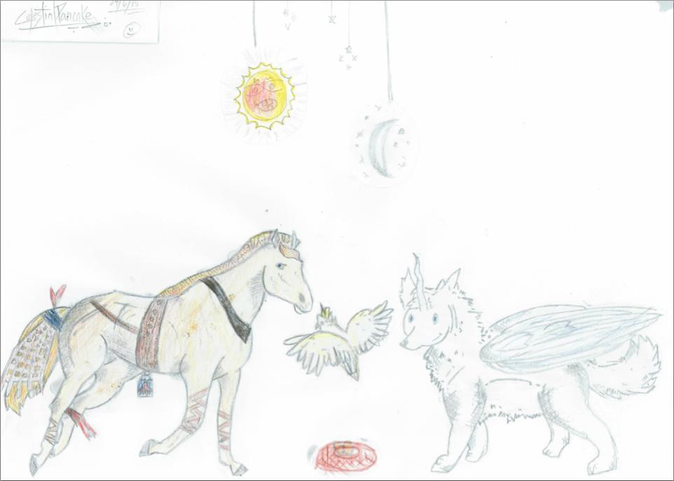 OCs by CelestialPancake