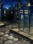 The Tardis - Doctor Who