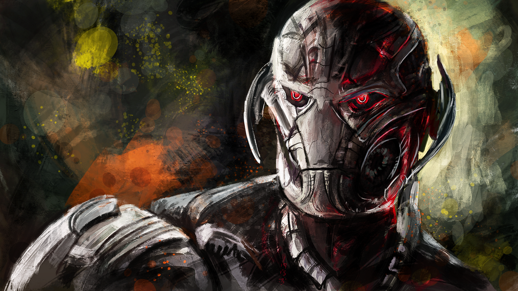 Ultron by Jay-R-Took