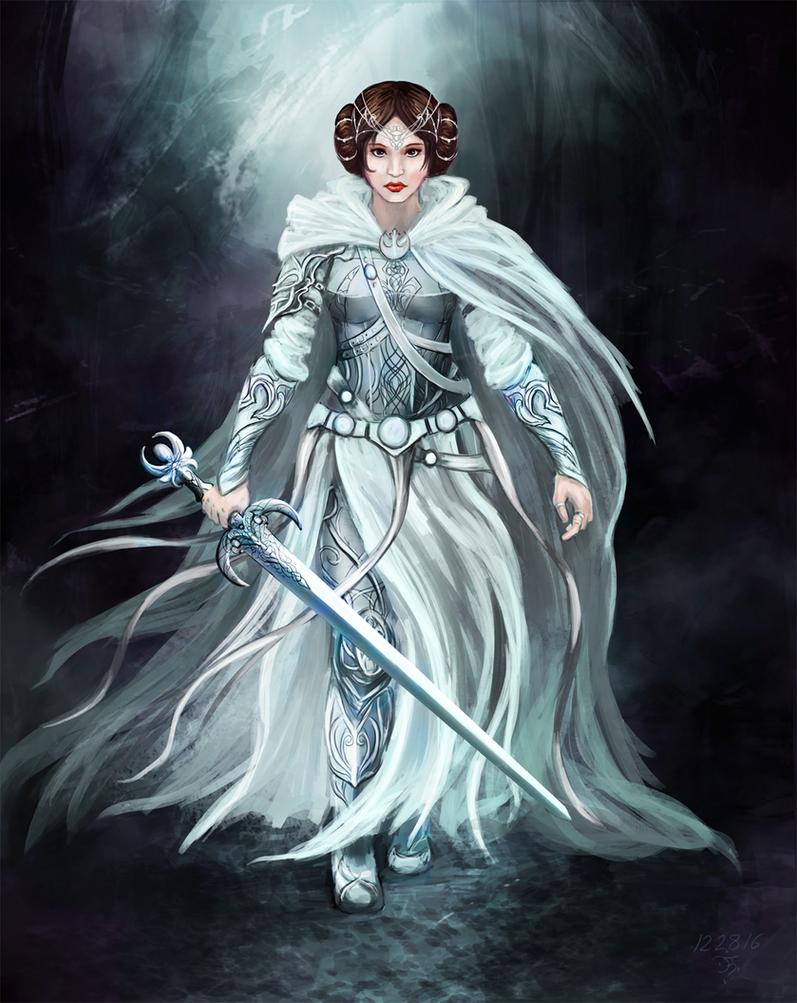 Princess Leia by Jay-R-Took