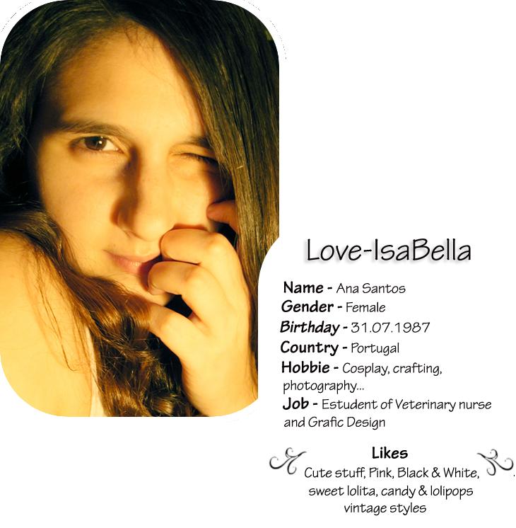 AnaIsabelaSantos's Profile Picture