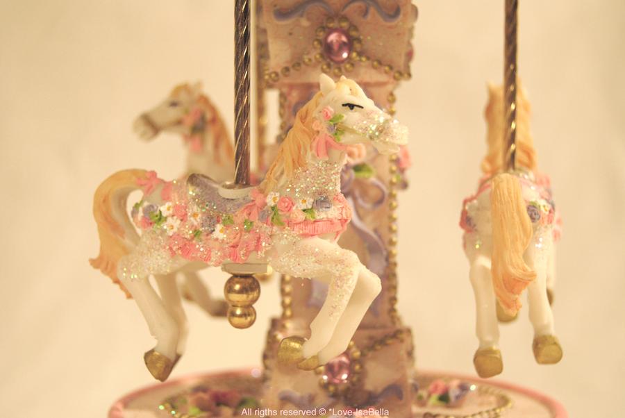 Vintage Horse by AnaIsabelaSantos