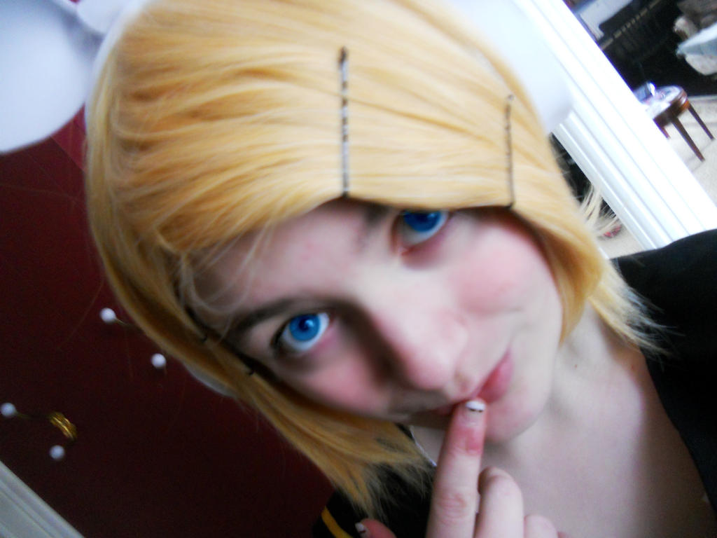Vocaloid :: Rin Kagamine 7 by dawnleapord
